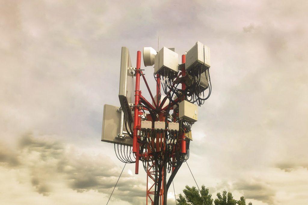 Antenne 4G - Solidays - événement de l'été