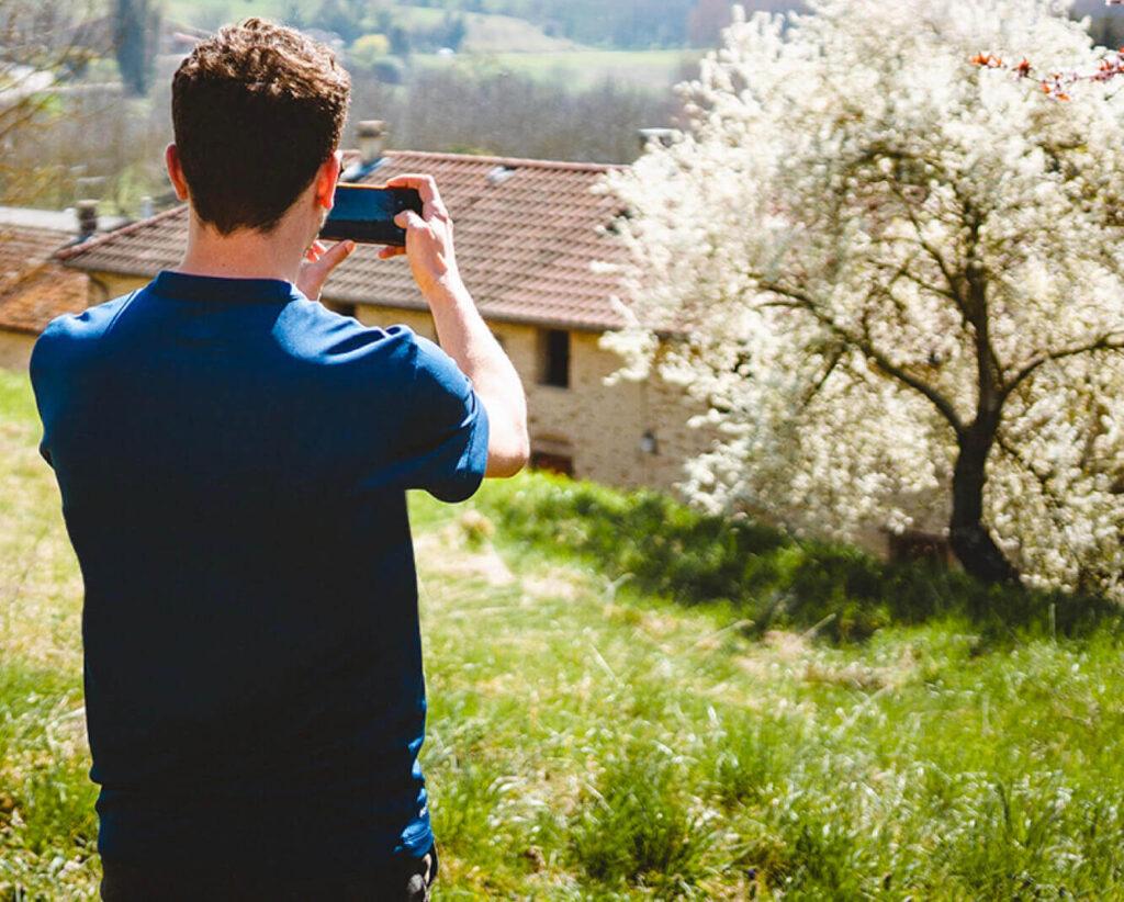 Instagrameur - visiter la France - photographies