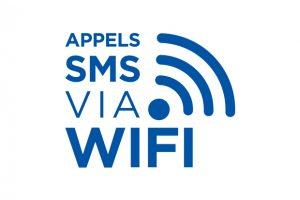 logo - Appels sms via wifi
