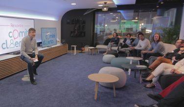 Le Comité-Clients découvre des projets qui verront le jour en 2020