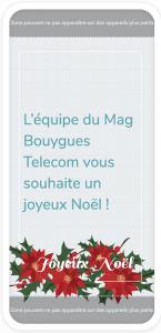 Snapchat - Instagram - Personnaliser ses photos - fêtes de Noël
