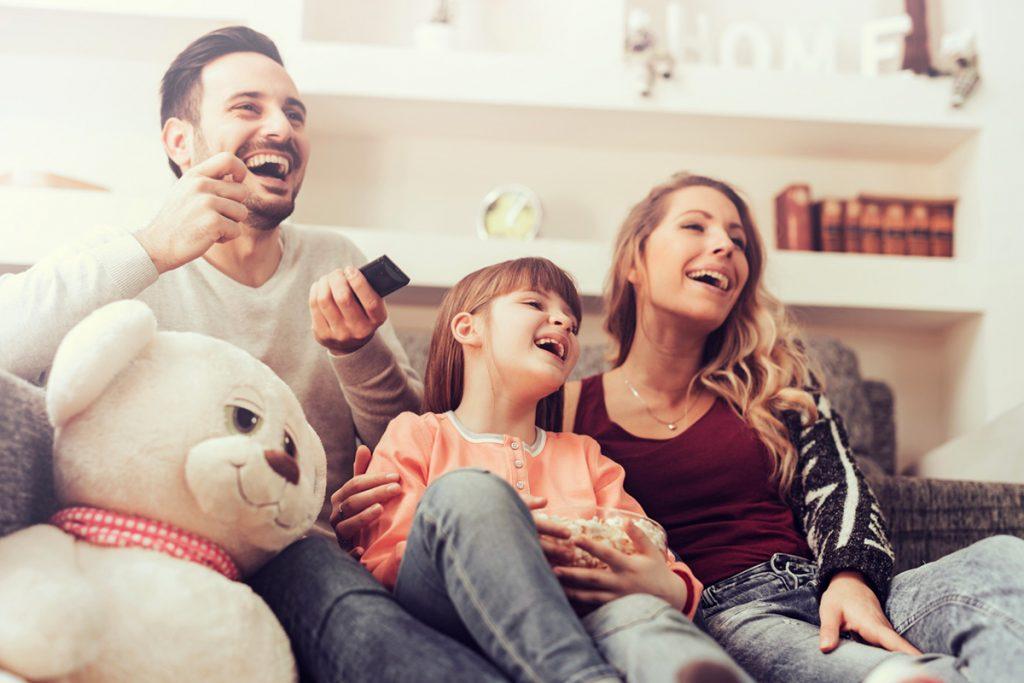 Famille - télévision - Amazon Prime vidéo - Bbox Miami - Bbox 4K