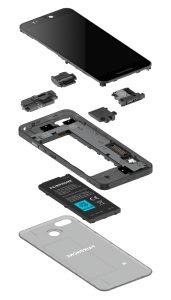 Fairphone 3 - Facile à réparer - disponible chez Bouygues Telecom