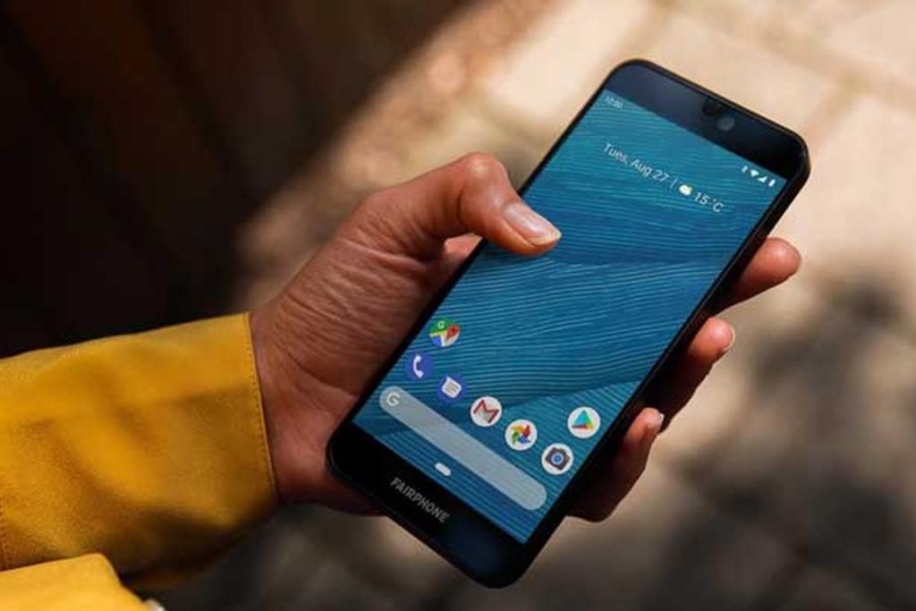 Fairphone 3 - téléphone écoresponsable dans la gamme Bouygues Telecom