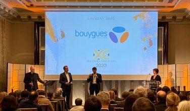 Bouygues Telecom reçoit le Prix Excellence Client 2020