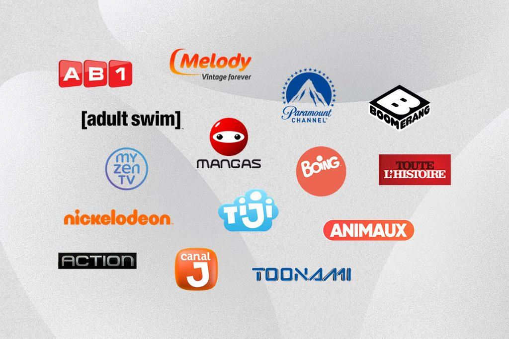 [Covid-19] Bouygues Telecom offre près de 40 chaînes en clair sur Bbox