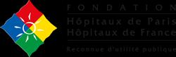 Logo Fondation Hôpitaux de Paris Hôpitaux de France - Solidarité
