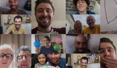 #HappyHourVisio - confinement - appels vidéo offerts le soir