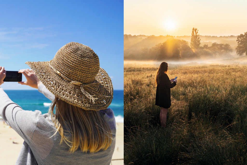 Cet été, vos photos de vacances peuvent vous faire gagner un téléphone !
