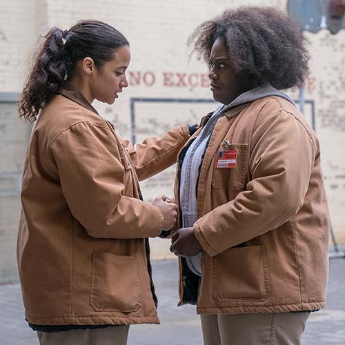 Orange is the new black - série amour - sur place ou à emporter - Netflix