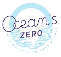 Logo Ocean's zero - application Bouygues Telecom - Surfrider Europe