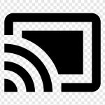 Logo Chromecast - Bbox Miami - Bbox 4k