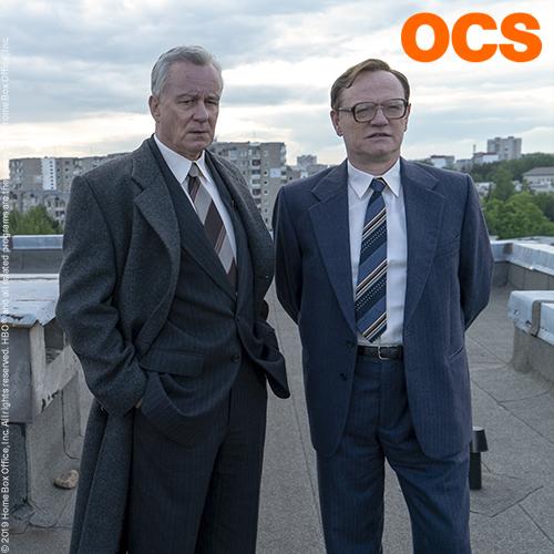 Chernobyl - OCS- Séries - Sur place ou à emporter
