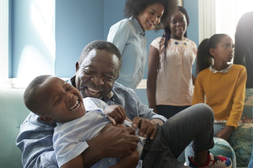 Top 10 bonheurs en famille
