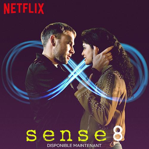 Sens8 - Netflix - Séries - Sur place ou à emporter