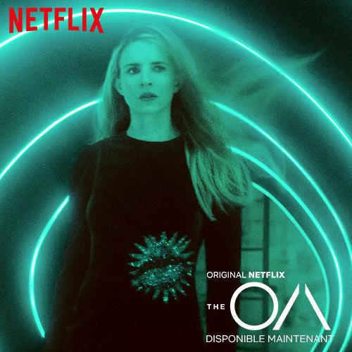 The OA - Netflix - Séries - Sur place ou à emporter