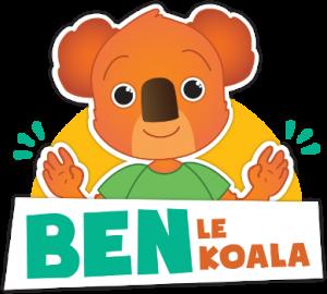 Ben le koala - enfants - gestes barrières