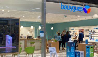 Une nouvelle boutique Bouygues Telecom à Chambourcy !