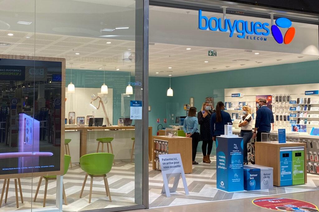 Nouvelle Boutique Bouygues Telecom - Chambourcy