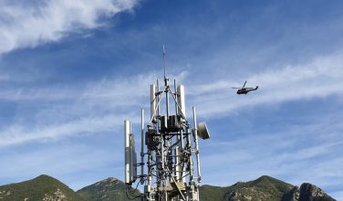 Antenne - Tempête Alex - équipes Réseaux - intervention - services mobiles et fixes