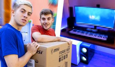 Youtubeurs - Anonimal - Michou - surprise - abonné - fibre - Wi-Fi 6