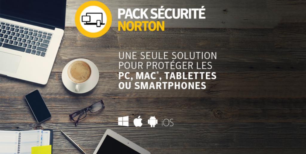 Norton - sécurité- Conseils - limiter le risque de piratage de ses données