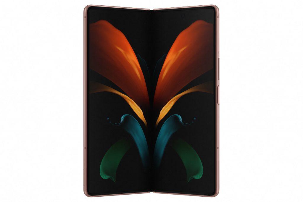 Samsung Galaxy Z Fold2 ouvert - test - Rodrigue - Comité-Clients
