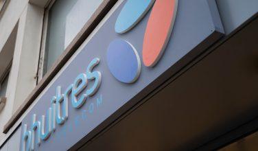 Boutique Lorient - Bhuîtres Telecom - réconciliation - publicité Noël