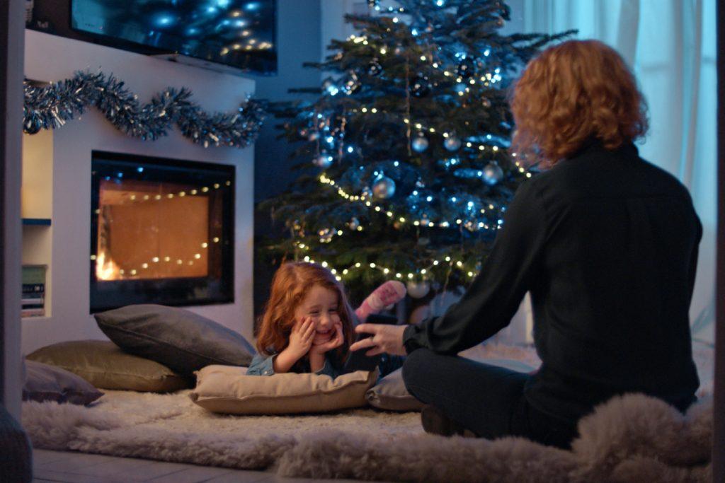 Famille - #AllôPapaNoël - Père Noël - enfants - vidéo