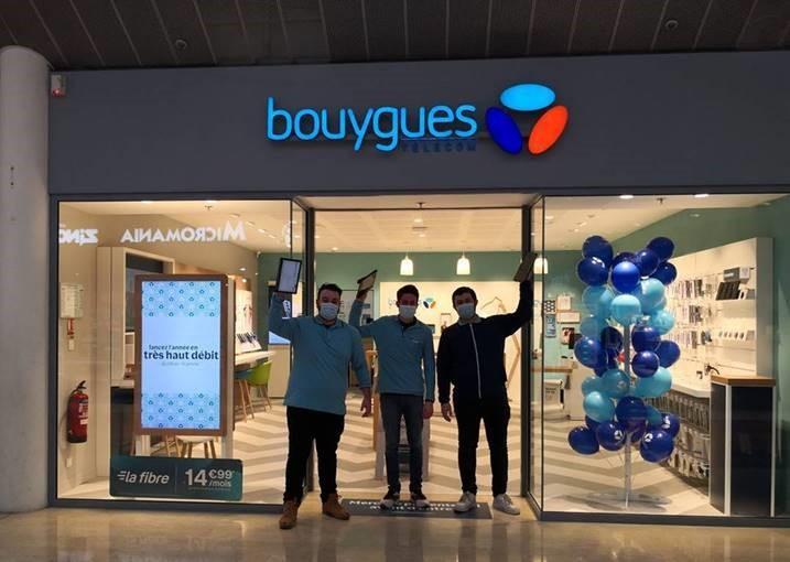 équipe - nouvelle boutique - Sainte-Eulalie