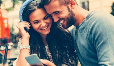 Le couple et le smartphone : chiffres clés