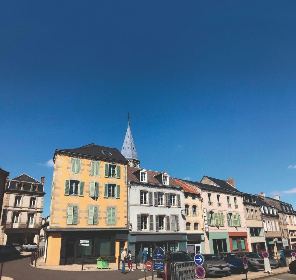 Fibre à Guéret - Creuse - Bouygues Telecom