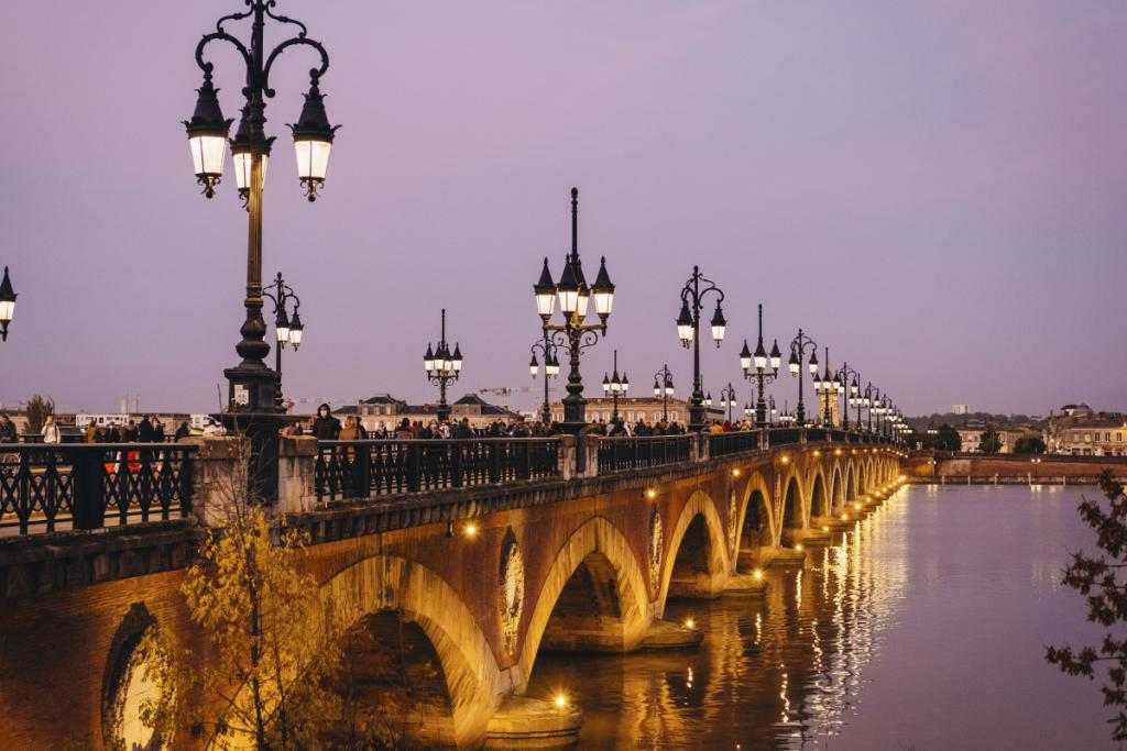 Bordeaux métropole - 5G - Bouygues Telecom