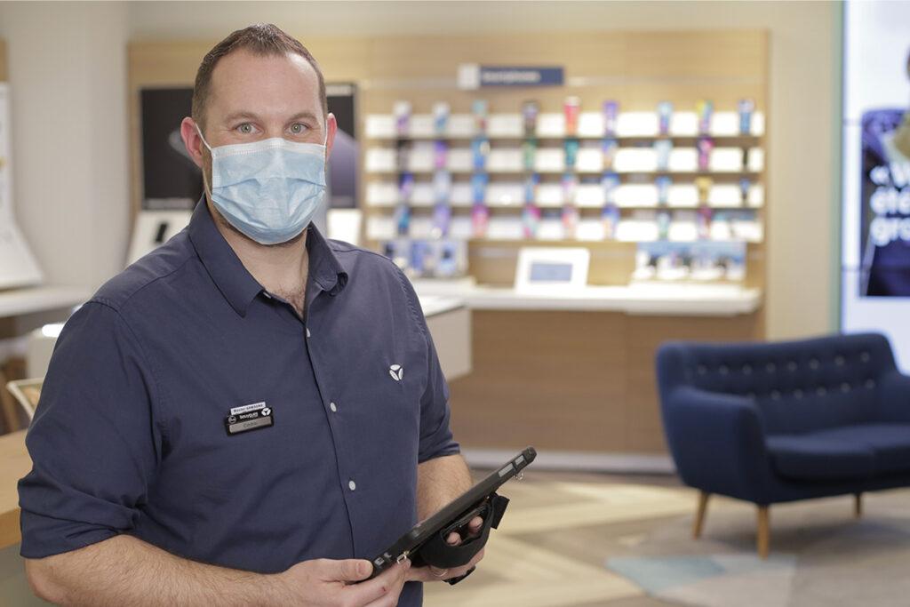 Les boutiques des départements de nouveau confinés vous accueillent en toute sécurité
