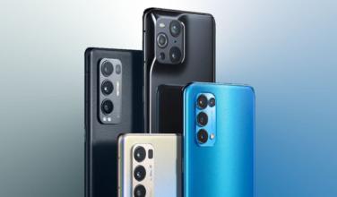 Aurélien présente le smartphone OPPO Find X3 Pro