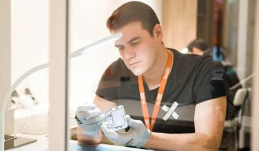Clients Forfait mobile : tentez de gagner le remplacement de votre batterie de mobile avec WeFix !