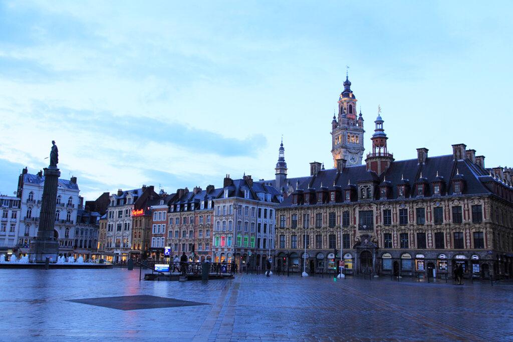 Lille : la 5G Bouygues Telecom disponible