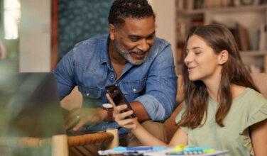 Parents et ados : le forfait Sensation évolutif 1 à 10 Go met tout le monde d'accord !