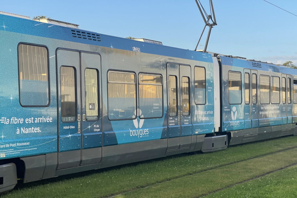 Nantes : la fibre Bouygues Telecom s'étend dans toute l'agglomération !